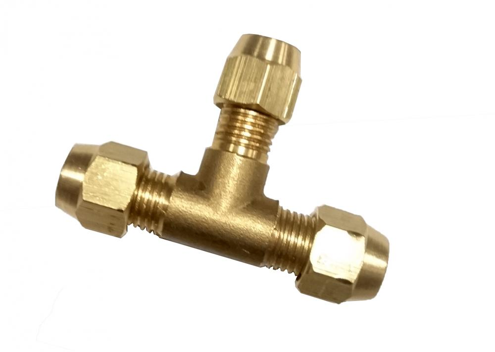 Brass Double Fitting 1/4