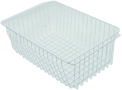 Stainless Steel Basket 42,5*22,5*12