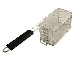 Deep Fryer Basket 1/3 with Hanger