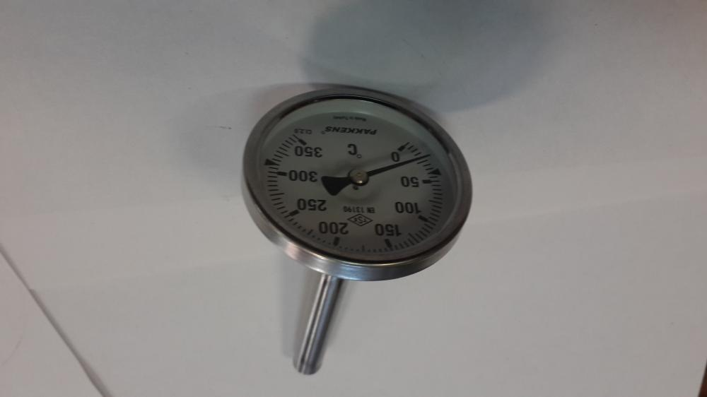 Thermometer 63-350 Degree 10 cm